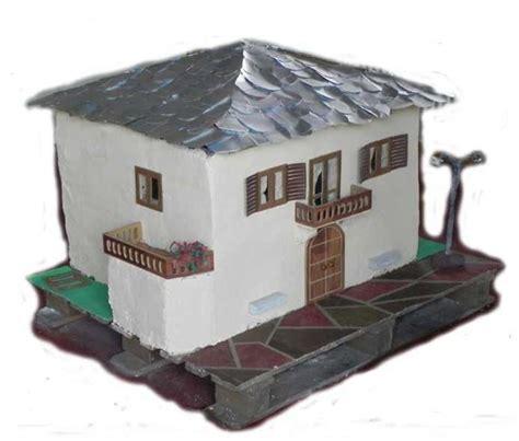fare casa di carta il decoupage come fare una casa con