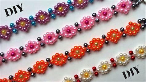 beading tutorials diy beaded bracelets beading tutorial easy jewelry