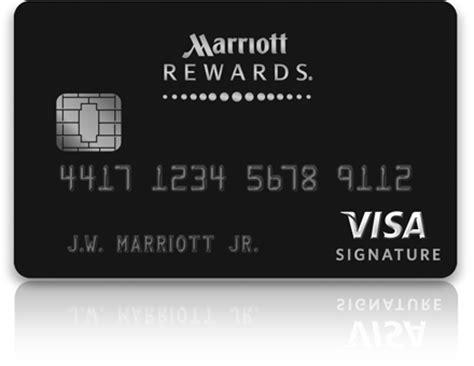 Marriott Rewards Business Credit Card