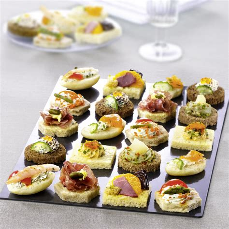 traditional canapes 187 canap 233 s