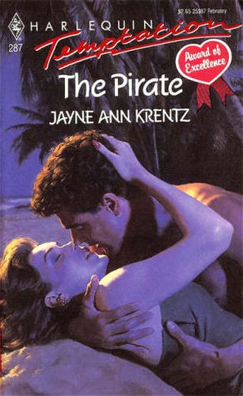 Novel Talents Jayne Krentz Harlequin the pirate harlequin temptation 279 by jayne krentz reviews discussion bookclubs lists