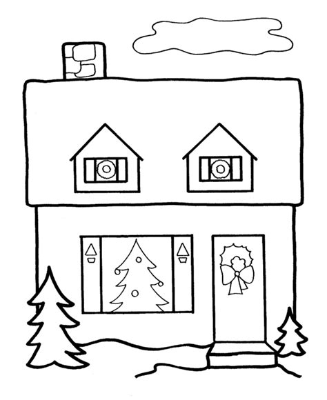 coloring pages of winter houses white house coloring page az coloring pages