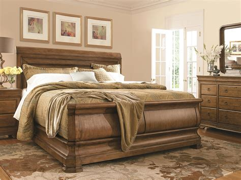 pennsylvania house bedroom furniture universal furniture new lou louie p s sleigh bed king