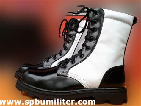 Sepatu Pdl Kopassus sepatu pdl polisi militer asli jatah spbu militer