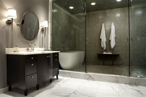 duschkabine kleines bad 120 moderne designs glaswand dusche archzine net