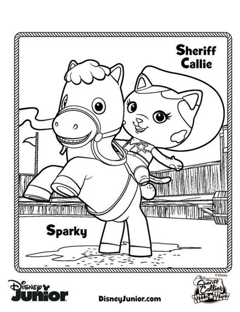 sheriff callie sheriff and sheriff callie s wild west on