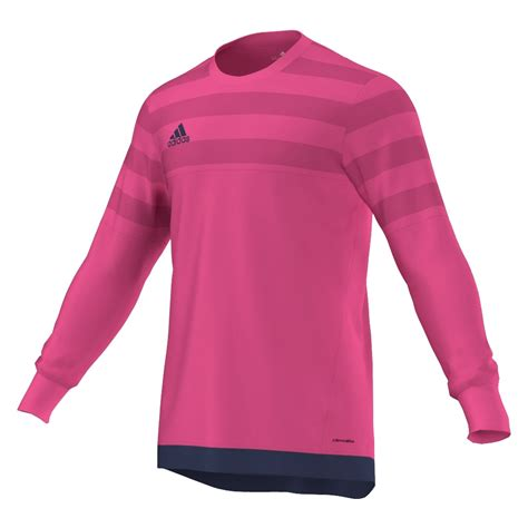 Kaos Junior Junior 15 40 49 adidas youth entry 15 goalkeeper jersey pink