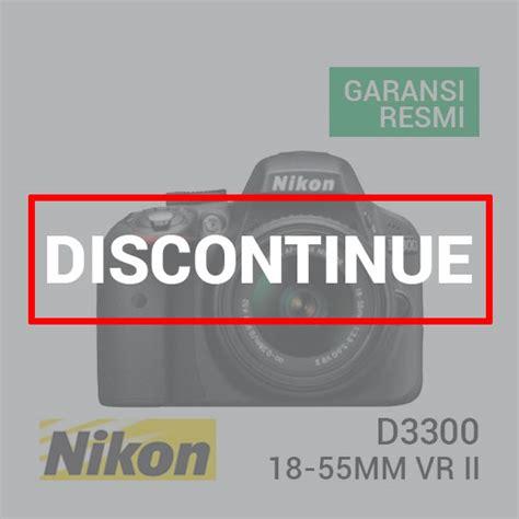 Nikon D 3300 Kit Vr Ii jual nikon d3300 kit af s 18 55mm vr ii harga murah