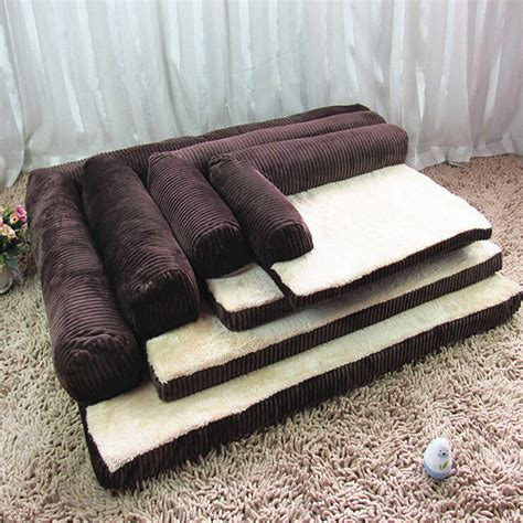 large dog sofas luxury large dog bed sofa dog cat pet cushion for big dogs