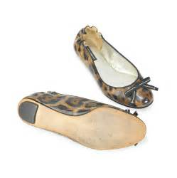Dolce Gabbana Perspex Patent Dorsay by Second Dolce Gabbana Leopard Patent Flats The Fifth