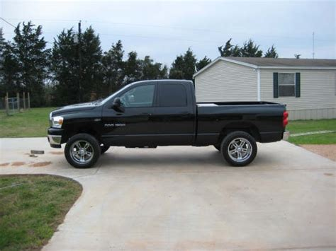 Hell bent or top gun custom leveling kit   DodgeForum.com