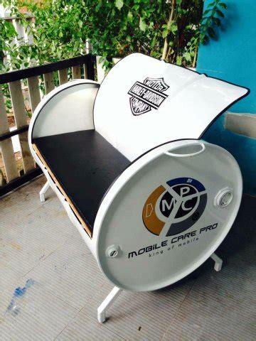 Jual Sofa Dari Drum jual sofa drum bekas di lapak eko prasetyo jualrumahkudus
