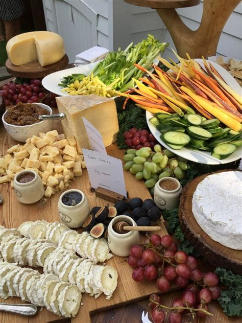 backyard catering a charming north shore backyard wedding relish catering