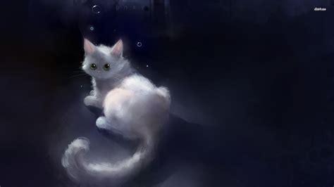 bobble kitten white kitten and bubbles wallpaper