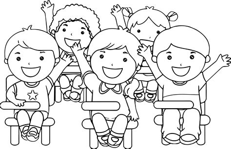 children coloring pages fresh students coloring page collection printable