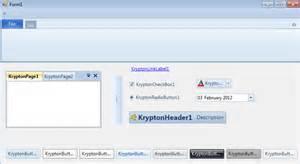 visual basic application tutorial pdf krypton toolkit visual basic tutorials