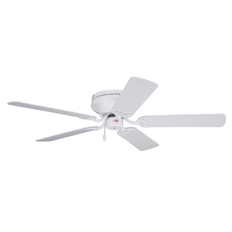Hton Bay 42 Inch Ceiling Fan by Hton Bay Littleton 42 In White Ceiling Fan Ub42swh Sh
