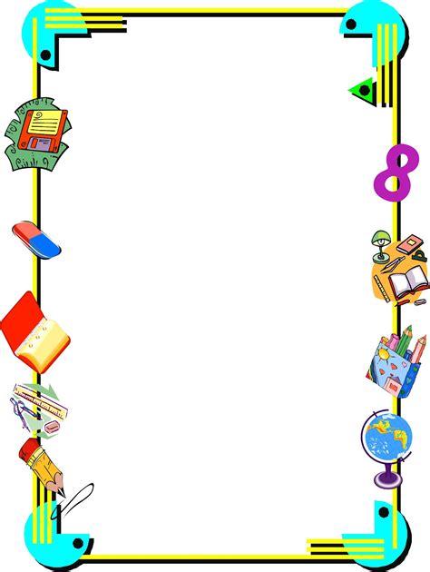 imagenes marcos escolares marcos y bordes escolares buscar con google bordes