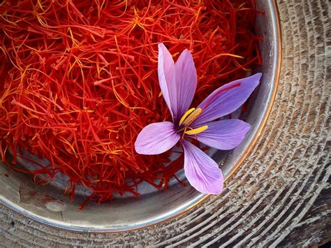 Flower Decoration For Home How To Use Saffron The King Of Spices