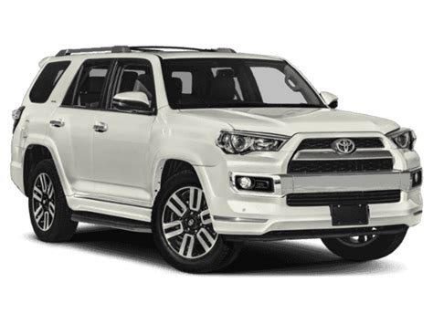 Toyota 2019 Forerunner by New 2019 Toyota 4runner Limited Awd Limited 4dr Suv In