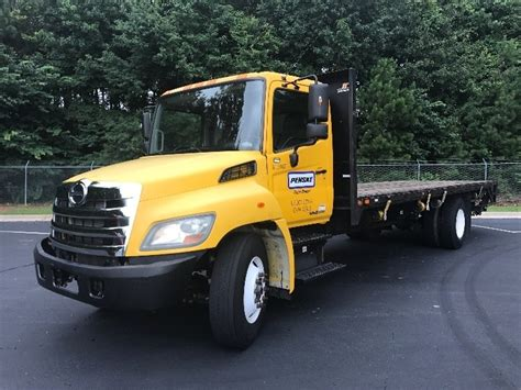 truck atlanta ga used flatbed trucks for sale in ga penske used trucks
