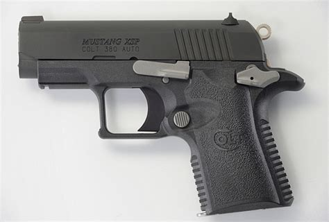 colt mustang xsp 380 new from colt mustang xsp the about guns