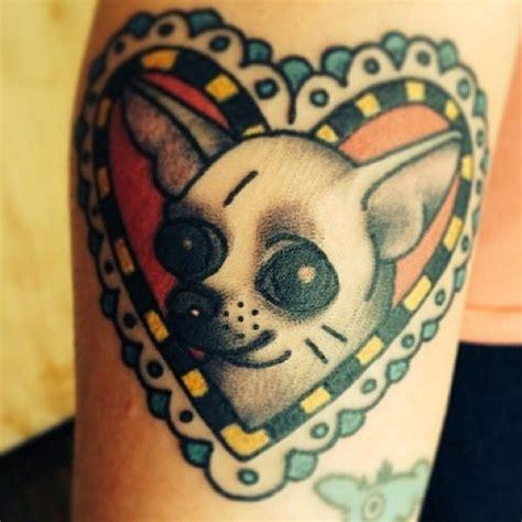 chihuahua tattoo best 25 chihuahua ideas on tattoos