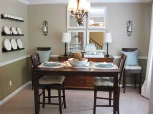Ideas For A Small Dining Room by How To Make Dining Room Decorating Ideas To Get Your Home