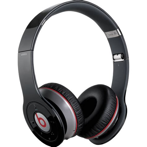 Bluetooth Headphone Beats By Drdre beats by dr dre wireless bluetooth on ear 900 00009 01 b h