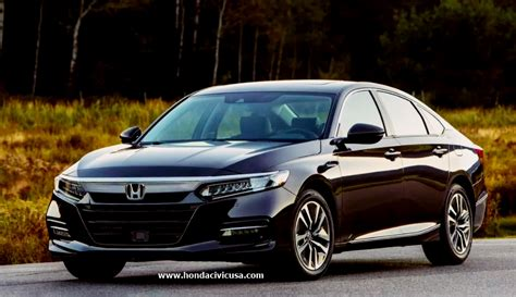 2019 Honda Accord Hybrid by 2019 Honda Accord Hybrid Review Honda Civic Updates