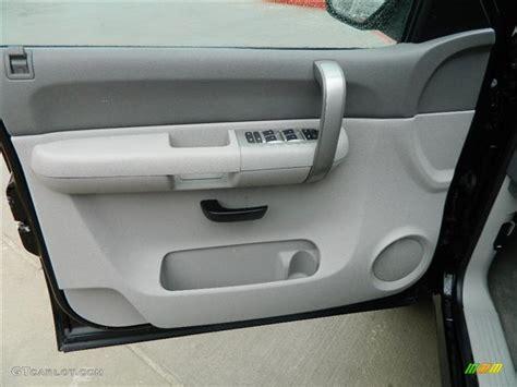 Gmc Door Panel by 2008 Gmc 1500 Sle Extended Cab Light Titanium Door