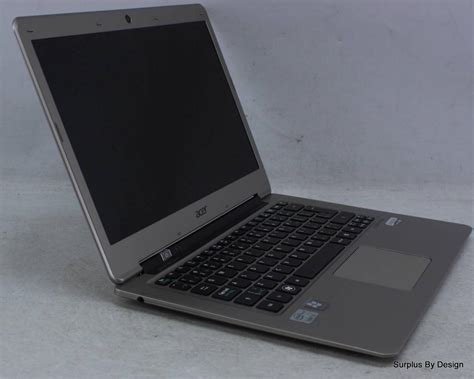 Laptop Acer Ultrabook acer aspire s3 391 6428 13 3 quot ultrabook computer windows 7 home premium ebay