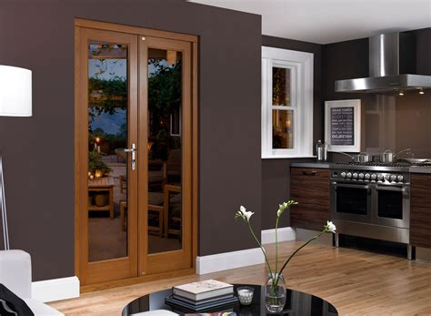 kitchen interior doors modern wooden door with glass for kitchen