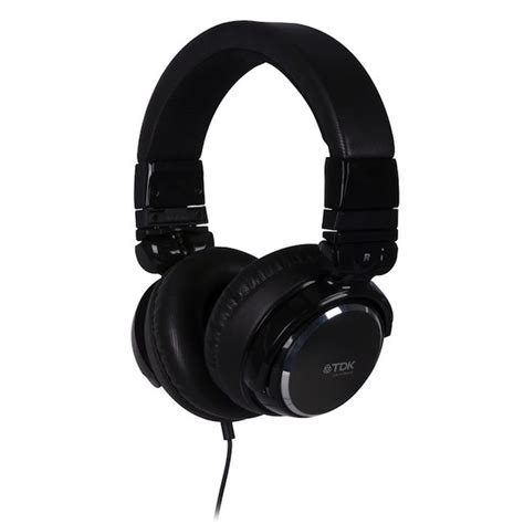 Headphone Tdk tdk st750 st410 and mp100 headphones ecoustics