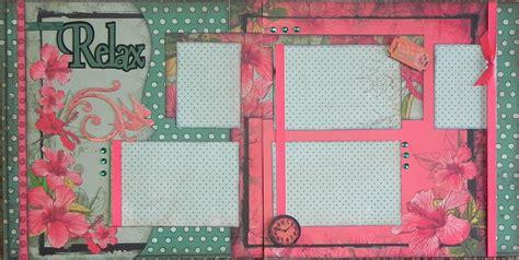 scrapbook page layout ideas pinterest 2 page layout ideas scrapbooking corner pinterest