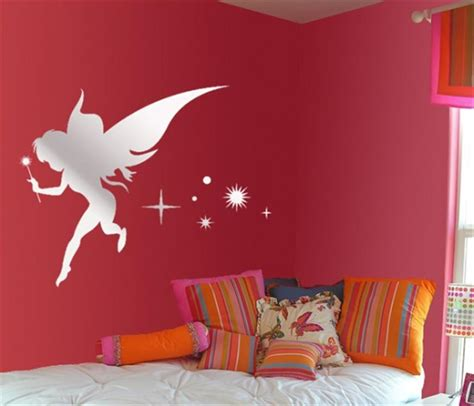 awesome mirror sticker wall home interior design