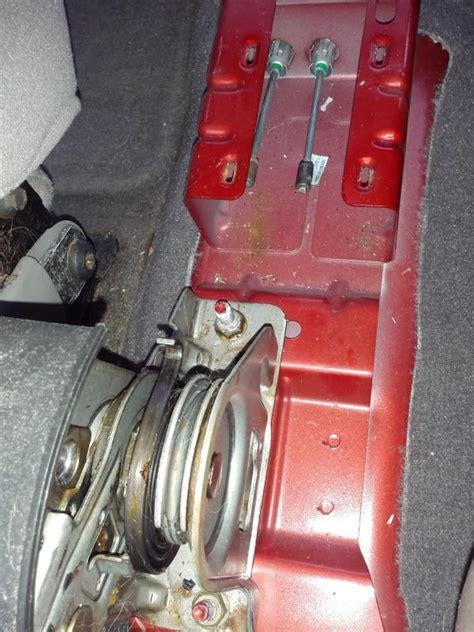 Lu Emergency Neon 2000 dodge neon se parking brake problems dodgeforum