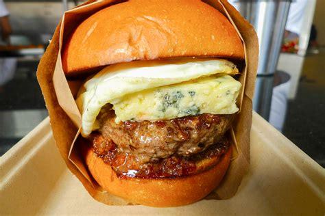 wonders   coffee bacon jam burger  eggslut
