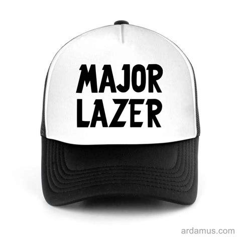 major lazer trucker hat ardamus