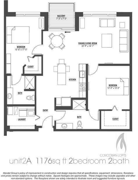 attic apartment floor plans 2 bedroom loft apartment floor plan floor plans 2 bedroom