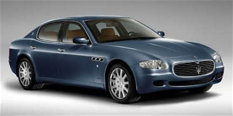 2005 Maserati Quattroporte Review by 2005 Maserati Quattroporte Review Ratings Specs Prices