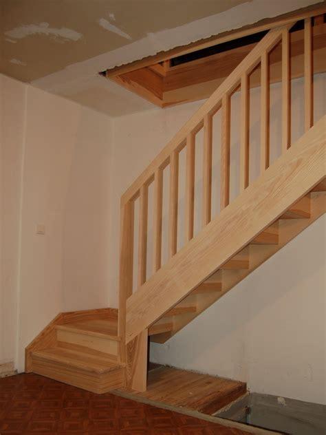exceptional escalier quart tournant palier 2 escalier m 233 tallique quart tournant bas avec