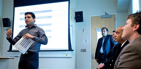 Technology Management Mba Degree Programs by Student Experience Foster School Of Business