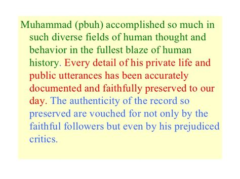 the biography of muhammad nature and authenticity pdf muhammd prophet of islam mercy of the world