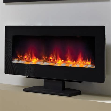 Be Modern Amari Wall Mounted/Free Standing Electric Fire