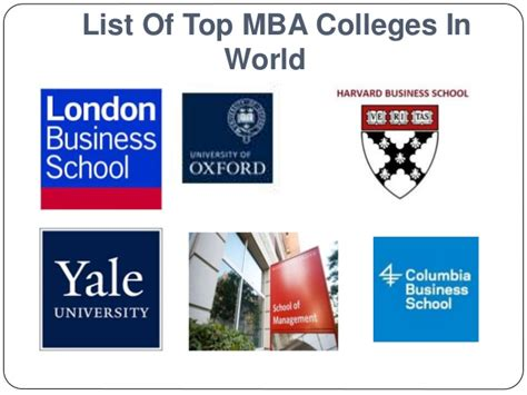 List Of Top Mba Programs In The World by Top Time Mba Without Gmat Requirement
