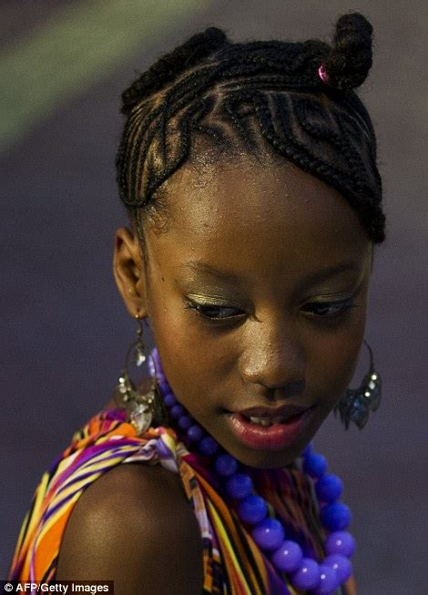 colombian hair styles colombian women remember end of slavery with braids