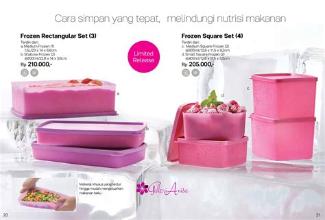 Summer Crispy Tupperware tupperware promo april 2017 katalog promo tupperware 2017