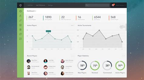 free ui templates for web applications free beautiful ui elements for your next web application