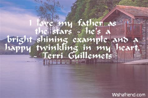 love  father   birthday quote  dad